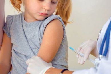 Συνήθη λοιμώδη παιδικά νοσήματα & εμβολιασμός