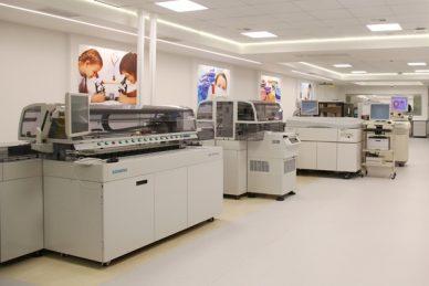 Central Laboratories