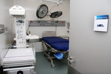 Labor Delivery & Operating Rooms
