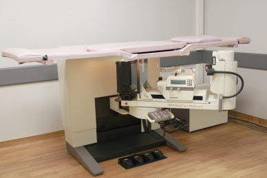 Τράπεζα Στερεοτακτικής Βιοψίας Μαστού (Mammotome)