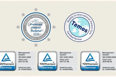Certifications - Accreditations