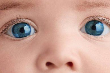 Οφθαλμολογικός έλεγχος νεογνών