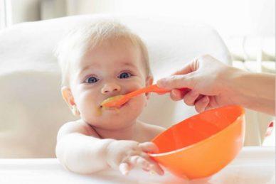 Διατροφή βρέφους & μικρού παιδιού